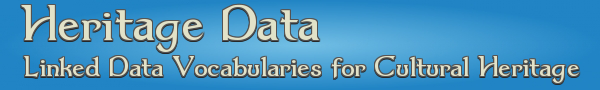 Heritage Data: Linked Data Vocabularies for Cultural Heritage